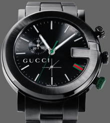 the G Chrono Black
