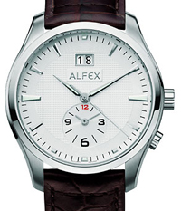 Alfex Big Date Quartz