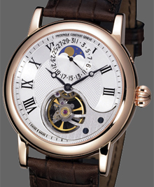 Frédérique Constant Heart Beat Manufacture Moonphase