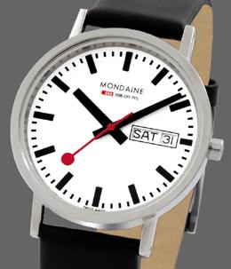 Mondaine horloges verkoopadressen