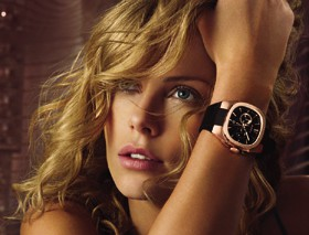 Charlize Theron-Eros watch