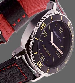 Mooie Duiker: Magrette Moana Pacific Diver - Horloge.info