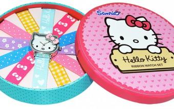 Hello-Kitty-ribbon-watch-set-BHK028