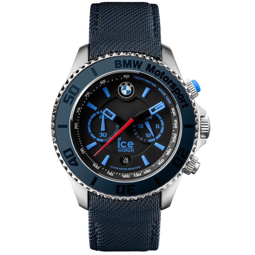 Ice Watch Neemt Pole Position Met Bmw Horloge