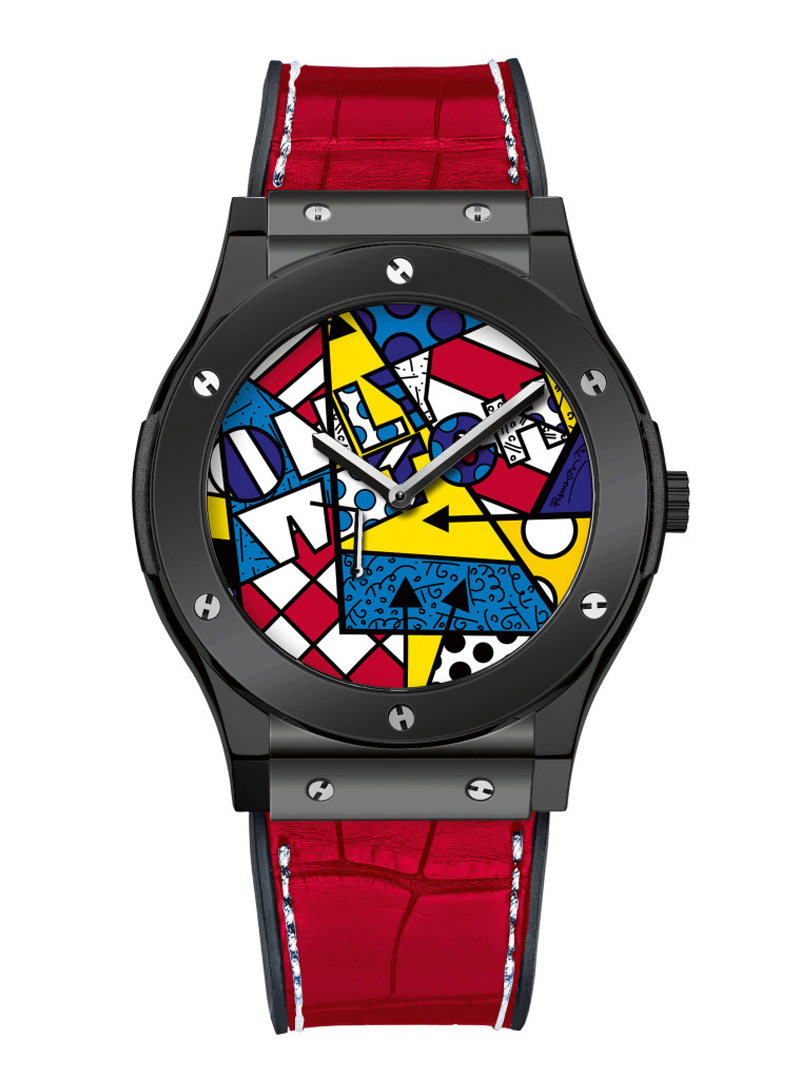 Hublot-Classic-Fusion-Britto-only-watch
