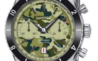 Eberhard & Co. - CONTOGRAF SPECIAL EDITION