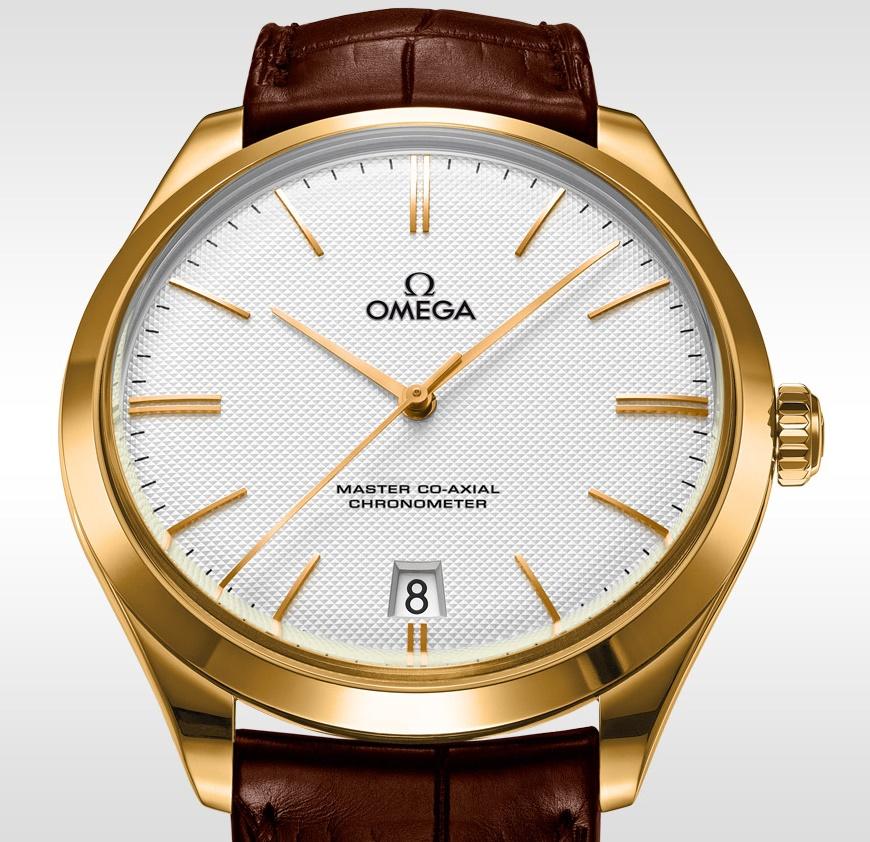 Goud Omega Horloge