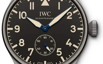 IWC Big Pilot Heritage watch  55