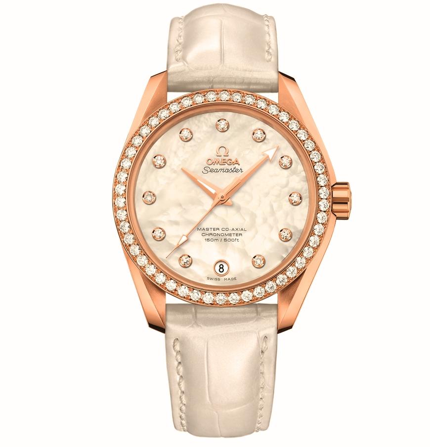 Omega Horloges Geschiedenis