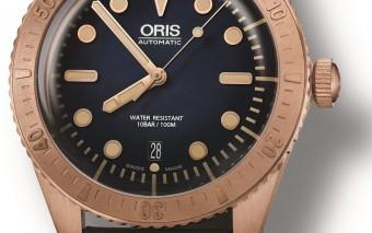 01 733 7720 3185-Set LS - Oris Carl Brashear Limited Edition