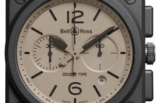 Bell en Ross Desert Type chronograaf_2016_BR03_94_Ceramic_Desert_4990euro