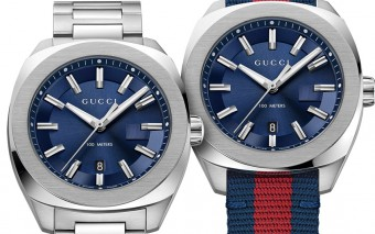 Gucci horloge uitgelicht