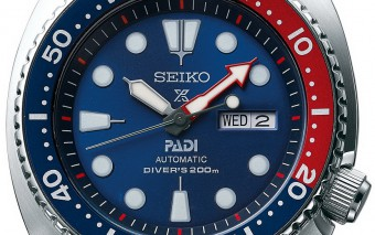 Seiko duikhorloges_ SEIKO Automatic DIVER's PADI Ref. SRPA21