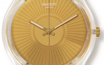Swatch watch metallix collectie 2016