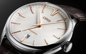 Oris Artelier Date Chronometer