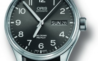 Oris Big Crown ProPilot Day Data