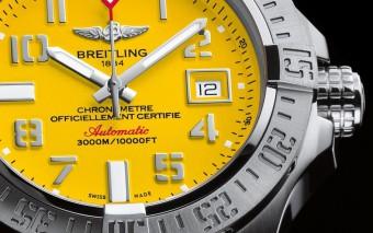 Breiling_avenger-seawolf-ll-Yellow. 3