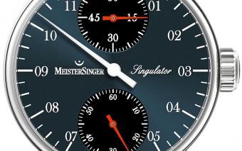 Meistersinger Singulator grey