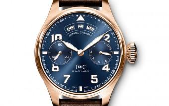 IW C Pilotenhorloge 502701