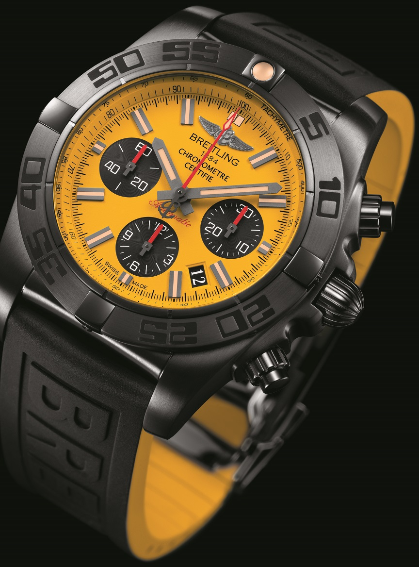 Chronomat 44 Blacksteel Special Edition