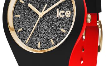 ice-watch loulou-black-glitter