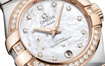 Omega Constellation Master Chronometer