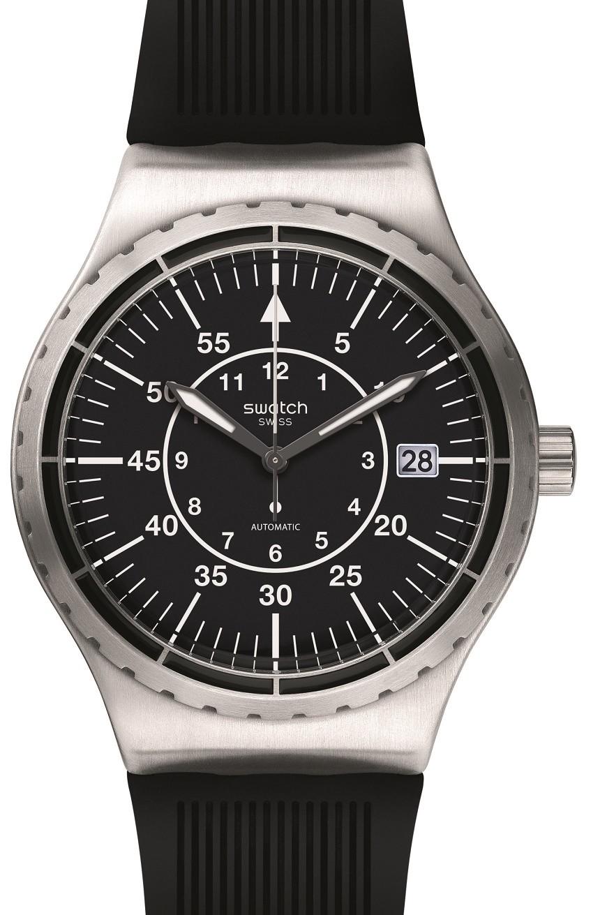 Swatch Sistem51 Irony Standard; 2016 Winter; 1609 Sistem51 Irony