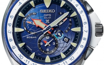 Seiko Marinemaster GPS Solar Dual-Time