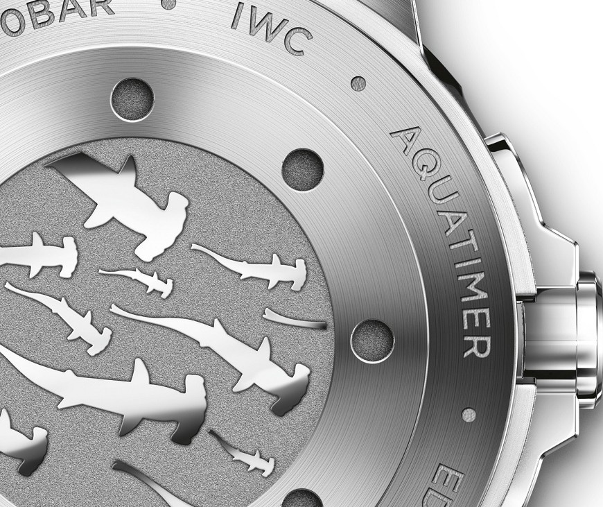 IWC AQUATIMER EDITION SHARKS