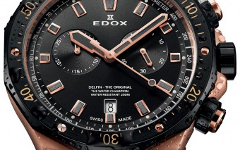 Edox Delfin The Original Chronograph