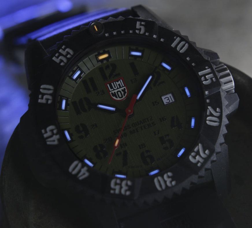 Luminox 3800 duikhorloge