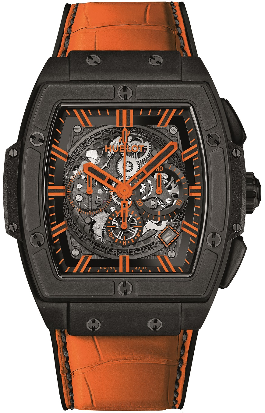 Hublot Big Bang all black colourmania 601-co-0190-lr-sd-hr-w