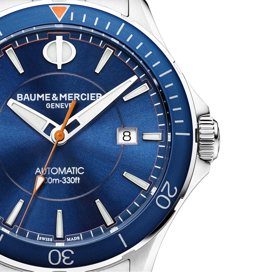 Baume & Mercier Clifton  Club 854766