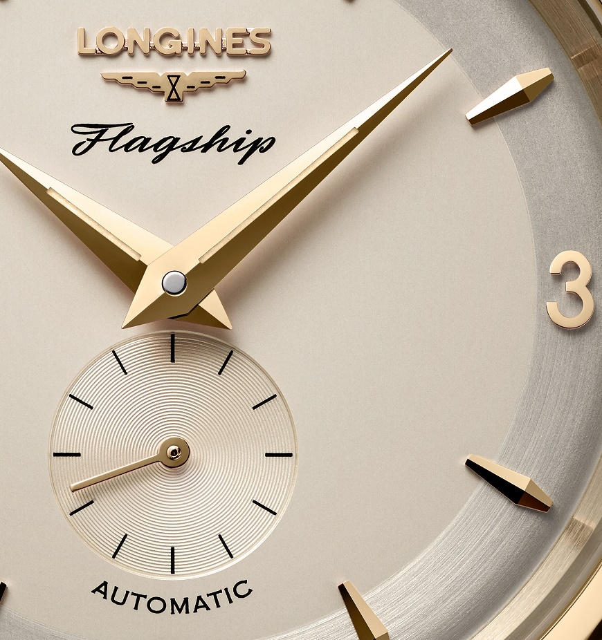 Longines Flagship Heritage L4.817.6.76