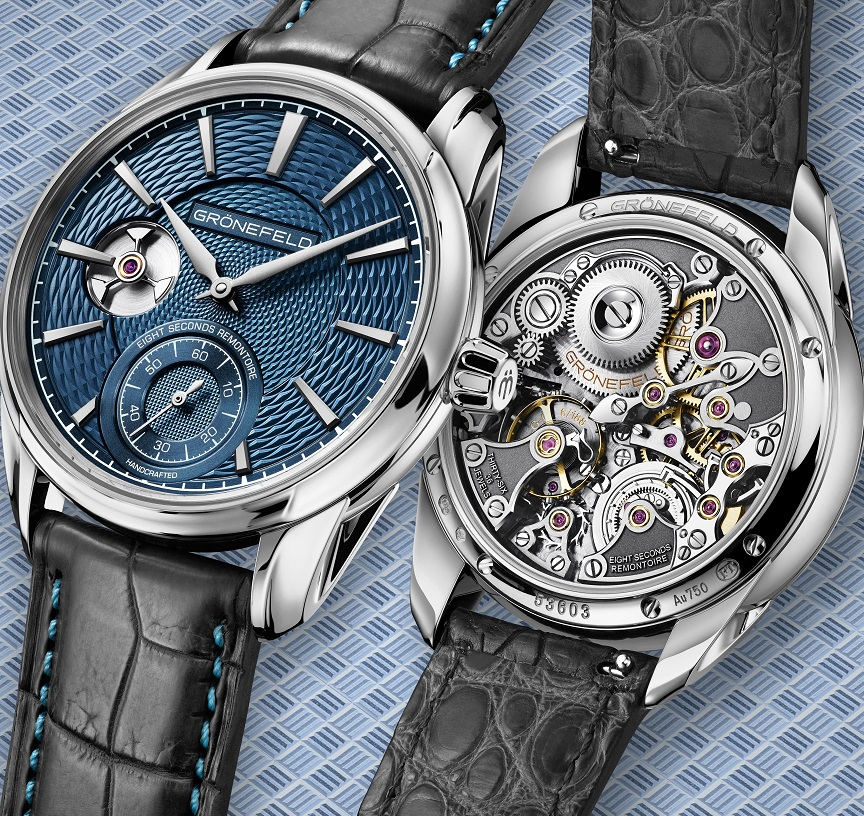 Groneveld 1941 Remontoire-Blue-Guilloche-Background-HR