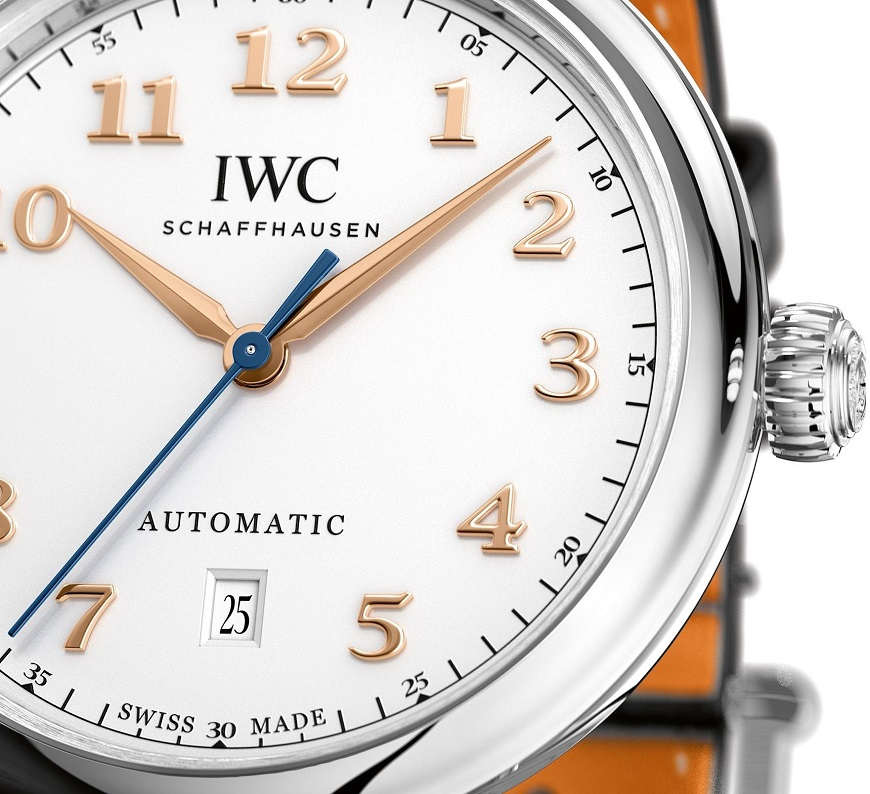 Da Vinci Automatic iw356601-lifestyle detail