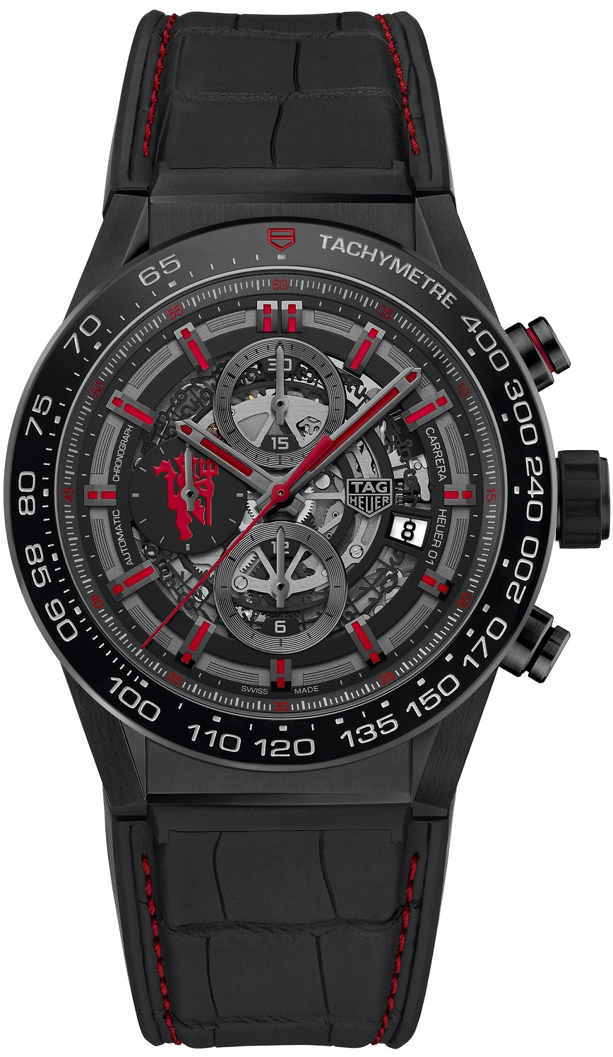 Tag Heuer Carrera CAR2A1J_FC6400 SP HEUER 01 RED DEVIL 2017