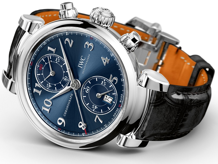 Limited edition: IWC Da Vinci Chronograaf 'Laureus Sport for Good Foundation'