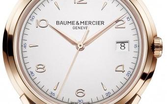 Baume & Mercier Clifton manual 1830