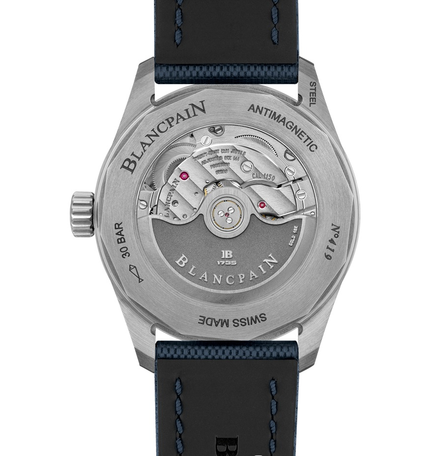 Blancpain Fifty Fathoms Bathyscaphe_backcase
