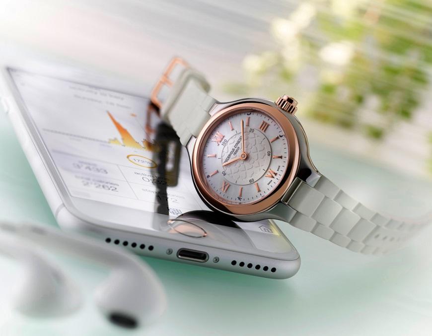 Frederique Constant Horological Smartwatch Ladies