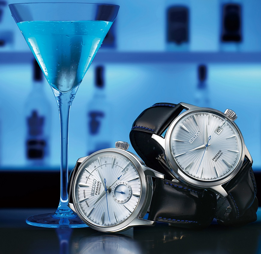 Seiko Presage Cocktail 1