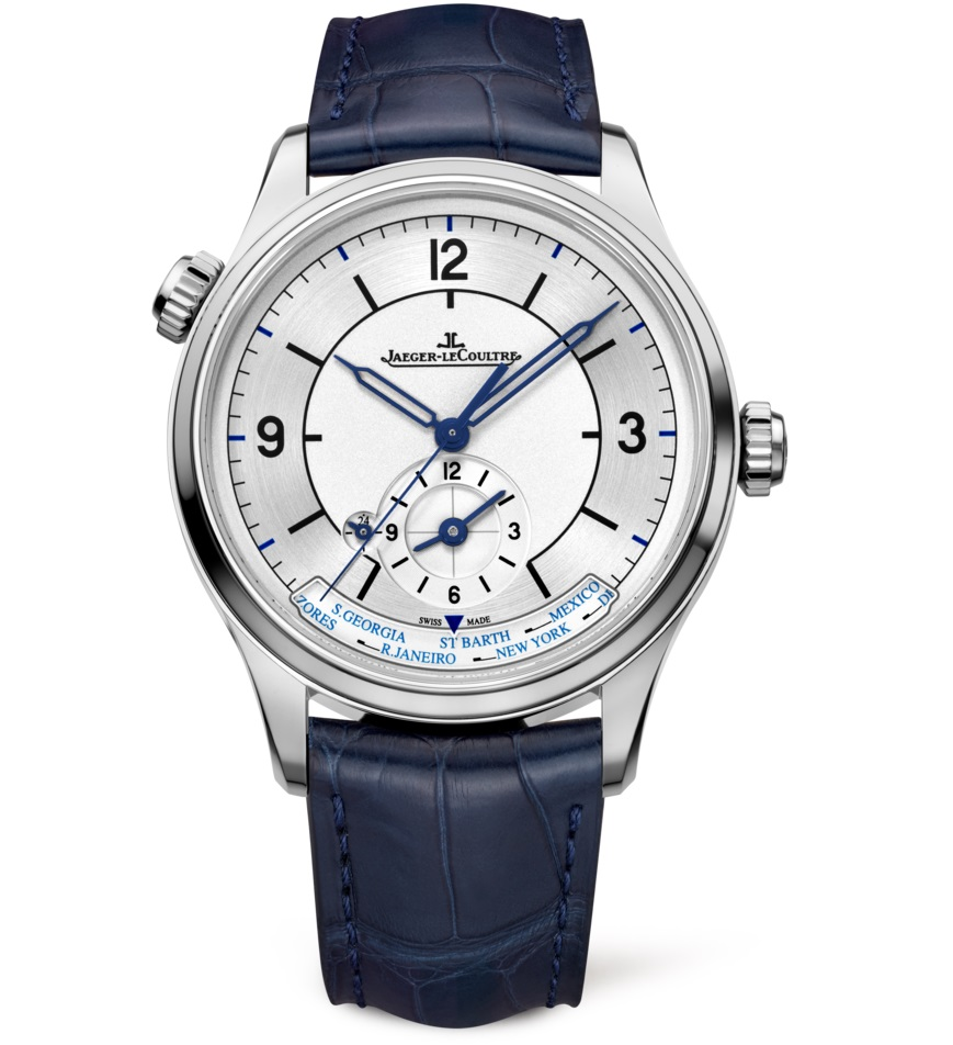 Jaeger-LeCoultre Master Master Geographic (ref. Q1428530