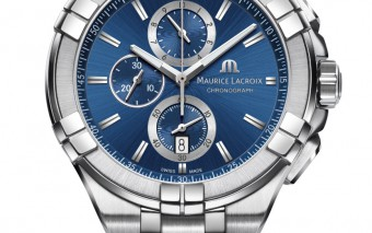 Maurice Lacroix Aikon Chrono 44mm_uitgelicht