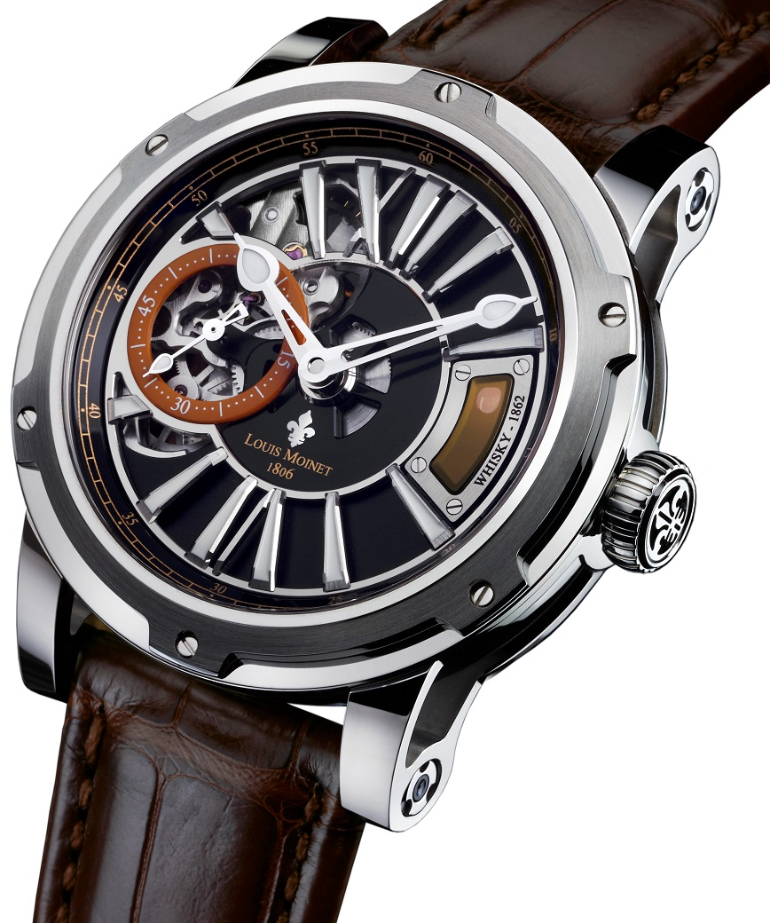 Louis Moinet 'Whisky Watch'