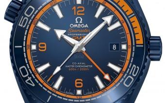 Omega Big Ocean Blue
