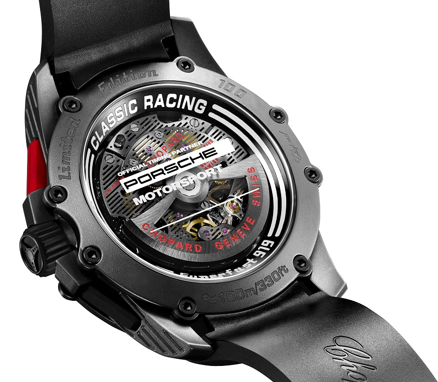 Superfast Chrono Porsche Motorsport 919 Black Edition - 3