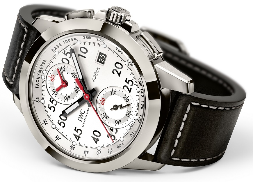 IWC Ingenieur Chronograph Sport Edition 50e anniversary of Mercedes-AM