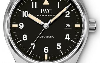 IWC Pilot's Watch Mark XVIII_uitgelicht
