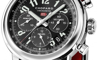 Mille Miglia Classic Chronograaf- 1 - White - 168589-3002 - Red bracelet_uitgelicht